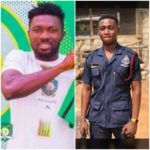Aduana Stars defender Farouk Adams arrested for hitting police officer with car