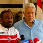 Fifa orders Zamalek to pay Ben Acheampong $1.1m in 30 days or face sanctions