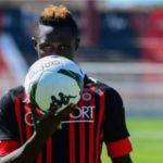 Kwame Opoku nets debut goal for USM Alger against MC Alger in derby